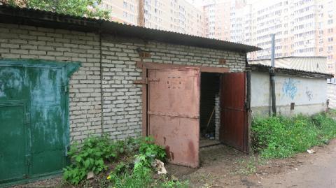 Кирпичный гараж 24 кв м по ул.Десантная, дом 17 - Фото 1