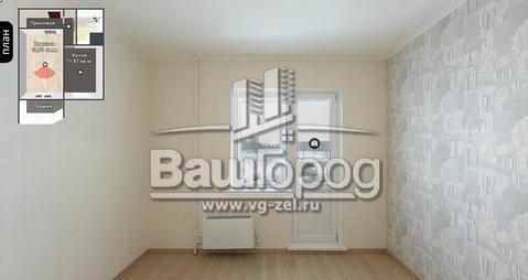 1-комнатная квартира в ЖК Зеленоградский вторичное жилье - Фото 3