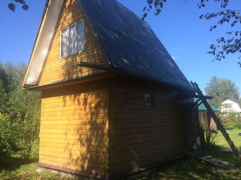 2 дачных домика на участке 520 кв.м. - Фото 2