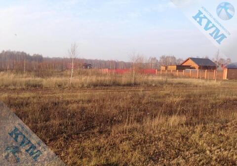 Земельный участок 17 сот, Москва, деревня Свитино - Фото 1