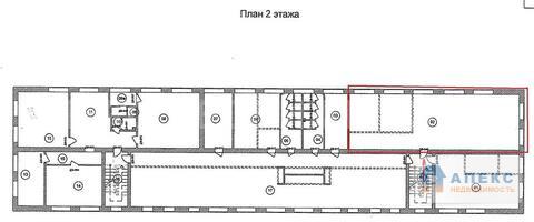 Аренда офиса 96 м2 м. Славянский бульвар в бизнес-центре класса В в . - Фото 2