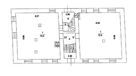 Особняк 820 м2 на Таганке с сетевым арендатором, Марксистская 18/8 с1 - Фото 4