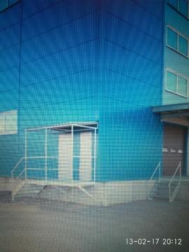 """Сдается склад класса """"В"""" общей площадью 1835м2, возможна аренда 917м2 - Фото 1"""