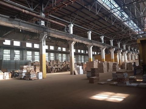 Аренда склада в Москве - Фото 1