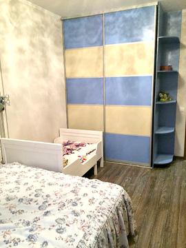 2 к.кв, 63 м2, ремонт, мебель - Фото 1