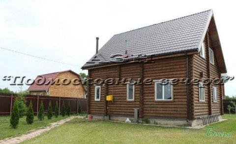 Дмитровское ш. 48 км от МКАД, Яхрома, Дом 120 кв. м - Фото 1