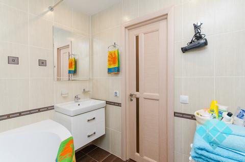 1-комнатная посуточно с угловой ванной в новом доме на ул.Невзоровых - Фото 5