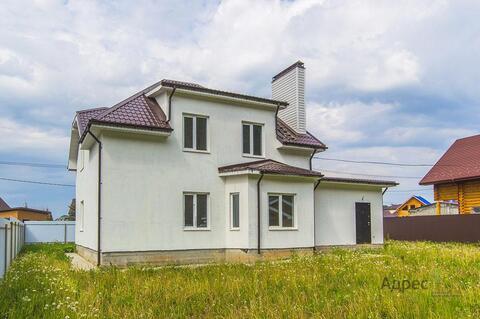 Новый коттедж с отделкой под чистовую в 15 км от Екатеринбурга - Фото 4