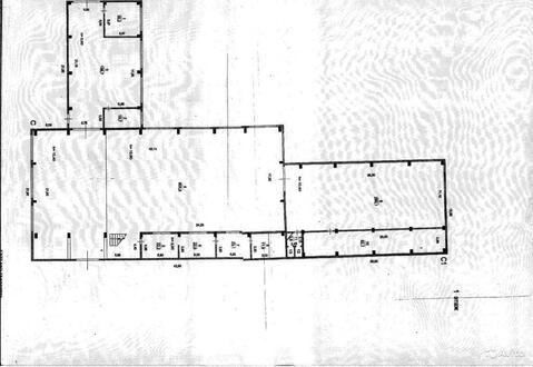 Производственно-складское помещение 1620 м2 в Ивантеевке - Фото 2