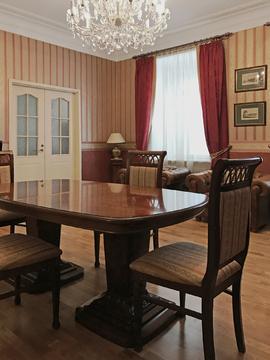 3-х комнатная кв-ра в центре Москвы, Гагаринский пер. - Фото 2