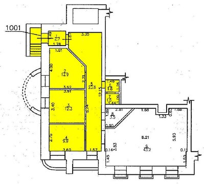 Продажа объекта, 116 м2, Гер, д. 22к1, к. корпус 1 - Фото 1