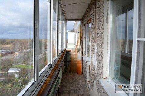 Двухкомнатная квартира в Волоколамске (улучшенная планировка)