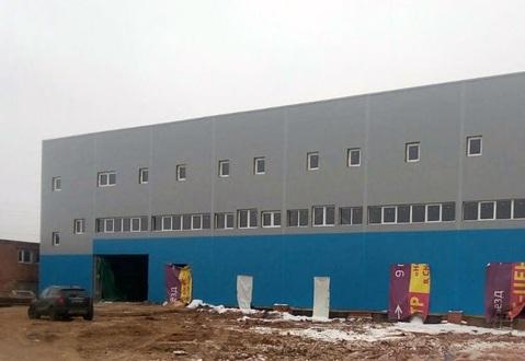 Производственно-складское здание 2870 кв.м. - Фото 1