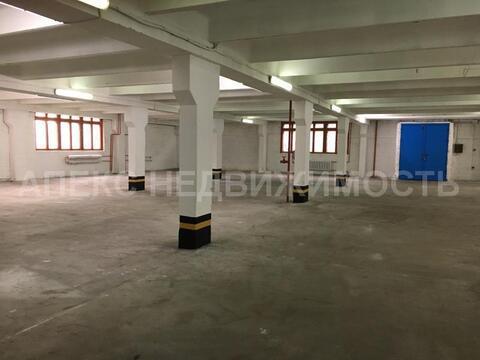 Аренда помещения пл. 560 м2 под склад, , офис и склад м. Варшавская в . - Фото 1