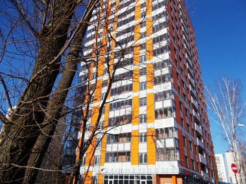 Трехкомнатная квартира на ул Хлобыстова - Фото 1