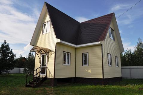 Жилой дом 105 кв.м. на участке 9 соток в деревне Бережки г.Киржач. - Фото 5