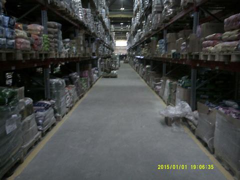 Производственно-складское теплое помещение 4930 м2 - Фото 2
