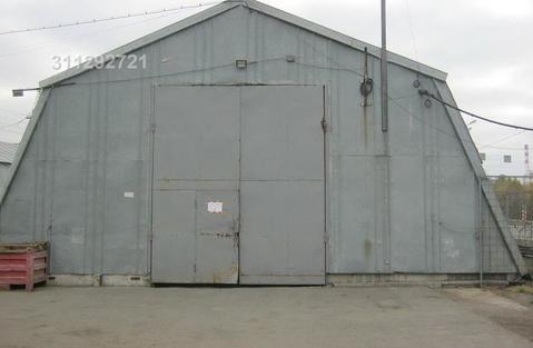 Сдается в аренду холодный ангар площадью 320 кв.м, высота потолка 6.2 - Фото 1