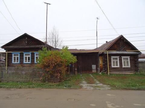 Дом с большим участком, с. Кашино, 23 км от Екатеринбурга. - Фото 1