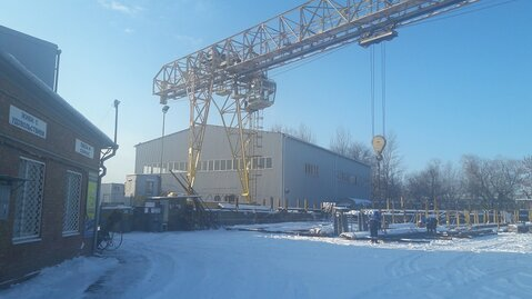 Продам производственный комплекс 8300 кв. м. - Фото 3
