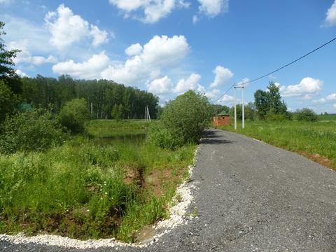 Участок земли 12 соток СНТ Удача возле д. Татариново, Ступинского р-на - Фото 5