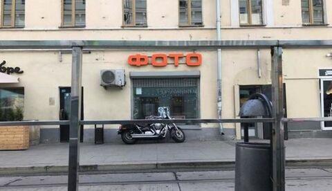 Стритритейл 50 кв.м. с высоким трафиком в центре Москвы. - Фото 2
