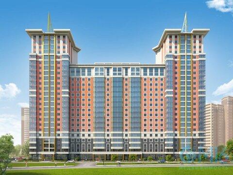 Продажа 2-комнатной квартиры, 54.61 м2 - Фото 1