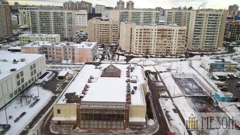 Продается 3 комнатная квартира, м.Беляево - Фото 1