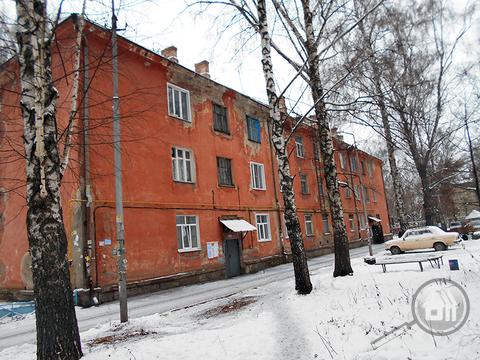 Продается комната с ок, ул. Крупской - Фото 1