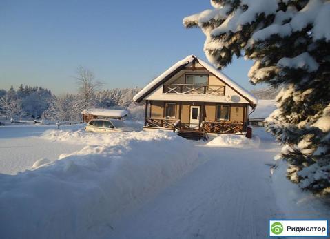 Аренда дома посуточно, Токсово, Всеволожский район - Фото 1
