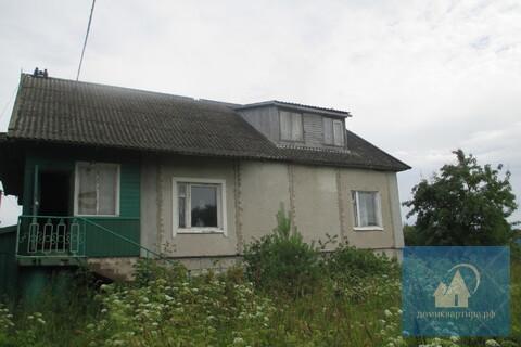 Кирпичный дом с баней, с удобствами, возле Гдова - Фото 2