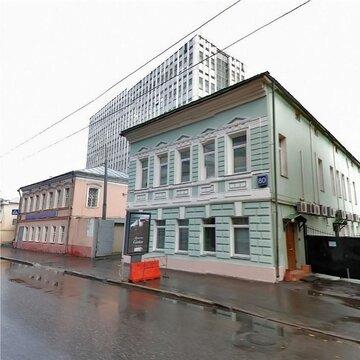 Особняк 741 м2 под банк, или другое Бакунинская 80, ЦАО Москвы - Фото 1