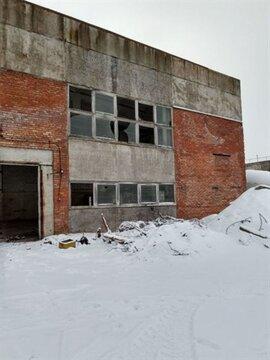 Сдам складское помещение 1150 кв.м, м. Старая деревня - Фото 1