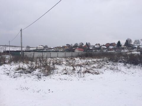 Участок 15 соток ИЖС д.Батыбино, г.Москва - Фото 3