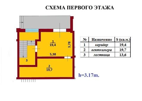 Помещение 720кв.м. (Казарменный переулок дом3) - Фото 4