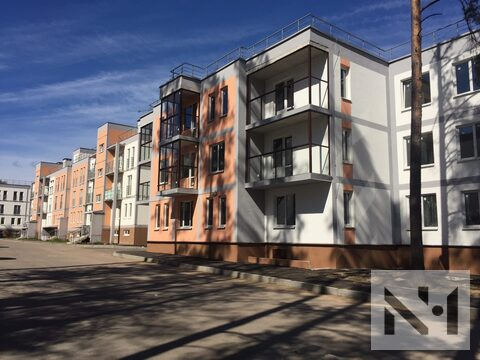 Продается 3-х к. квартира у озера Красавица (Зеленогорск) - Фото 2