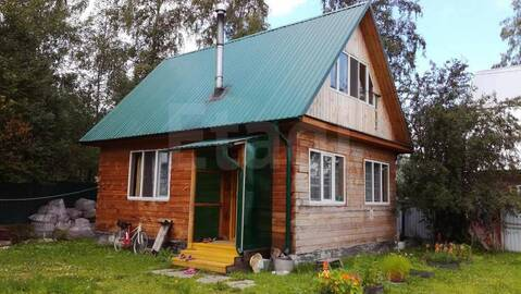 Продам 2-этажн. дачу 60 кв.м. Московский тракт - Фото 1