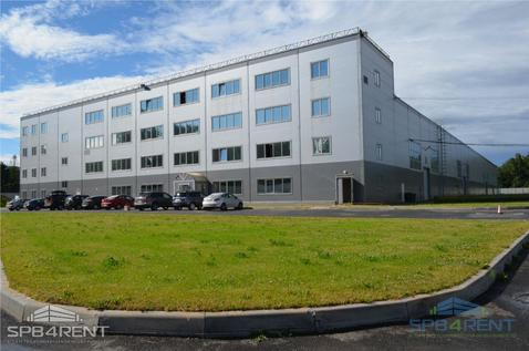 Продажа складского комплекса в Мурино - Фото 1