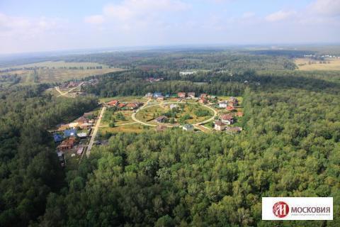 Лесной земельный участок 15.75 соток, Варшавское ш, Сосновый бор - Фото 1
