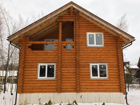 Дом 151м2, 10сот, Киевское ш, 55 км, кп Лесная радуга - Фото 4