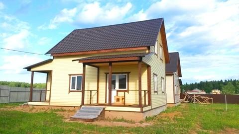 Дом для проживания с магистральным газом - Фото 1
