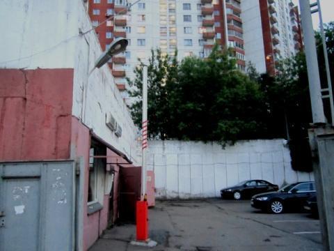 Гараж ж/б в Москве Ленинский пр. 123б ГСК - Фото 1