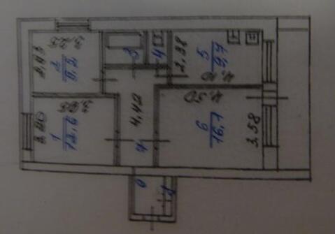 Продажа 3-х комнатной квартиры по Народному бульвару г.Белгорода - Фото 4