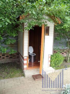 Продаётся отличный участок с домом и баней, Подольский район, Дубровицы - Фото 2