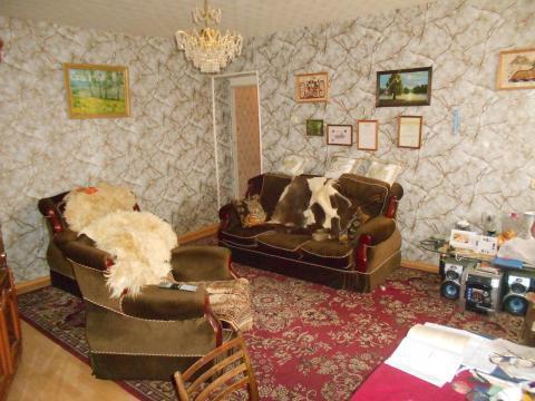 4комнатная квартира в центре, ул.Высоковольтная, д.18, г.Рязань. - Фото 1