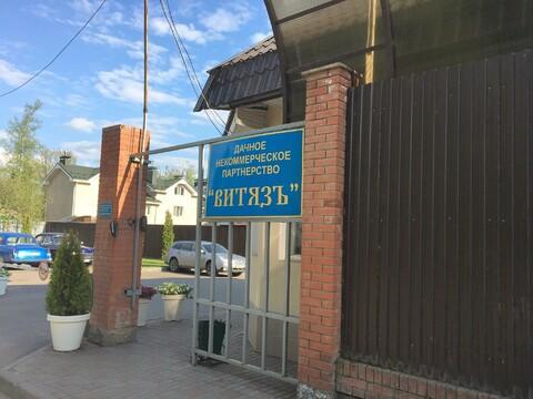 Участок 9.6 соток в кп Витязь,13 км от мкада - Фото 2