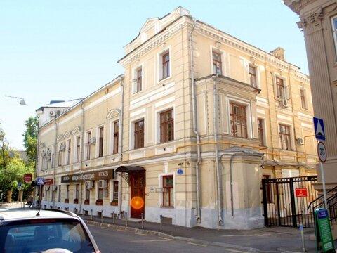 Аренда офиса, м. Арбатская, Малый Кисловский переулок - Фото 1