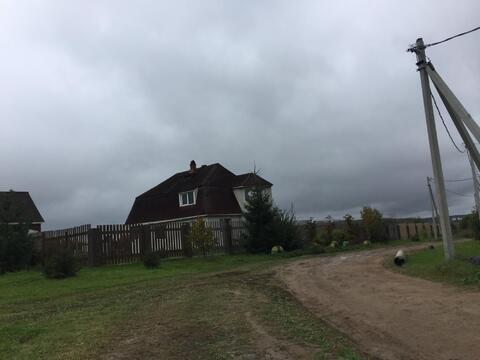 12 соток с.Ивановское Чеховского района - Фото 4