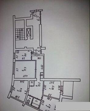Продается 3-комнатная квартира 78.1 кв.м. на ул. Бульвар Энтузиастов - Фото 5