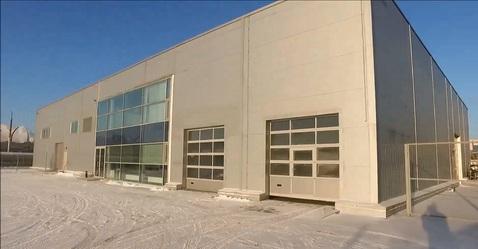 Здание 1400м2 + готовый участок под стоянку более 100а/м. - Фото 5